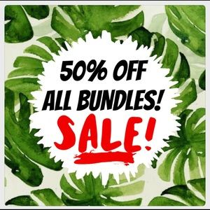 Sweaters - 50% OFF ALL BUNDLES!